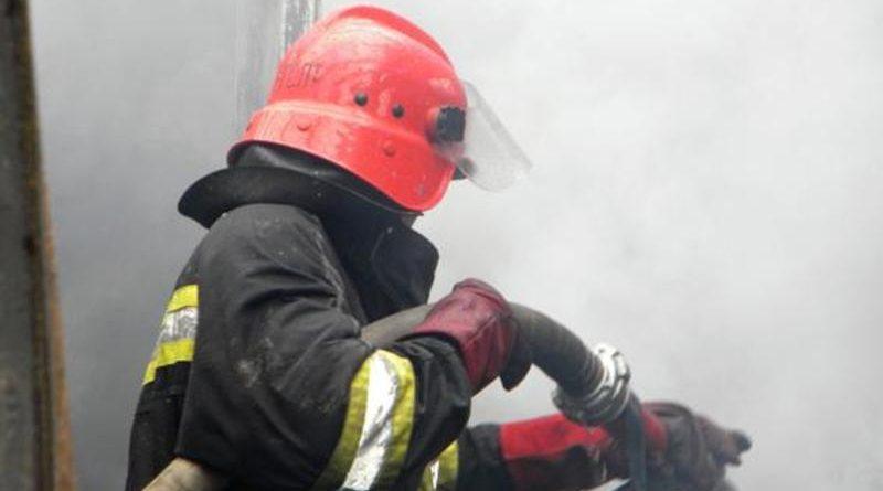 У мэра Павлограда Вершины чуть не сгорел дом