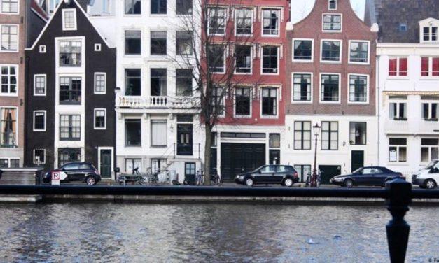Амстердам запретит с 2030 года дизельные и бензиновые автомобили