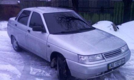 Оперативники Павлограда затримали зловмисника, який незаконно заволодів автомобілем місцевого жителя