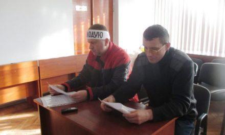 У Павлограді двоє шахтарів оголосили безстрокову акцію голодування