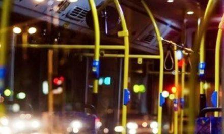 Розклад руху автобусів у новорічну ніч