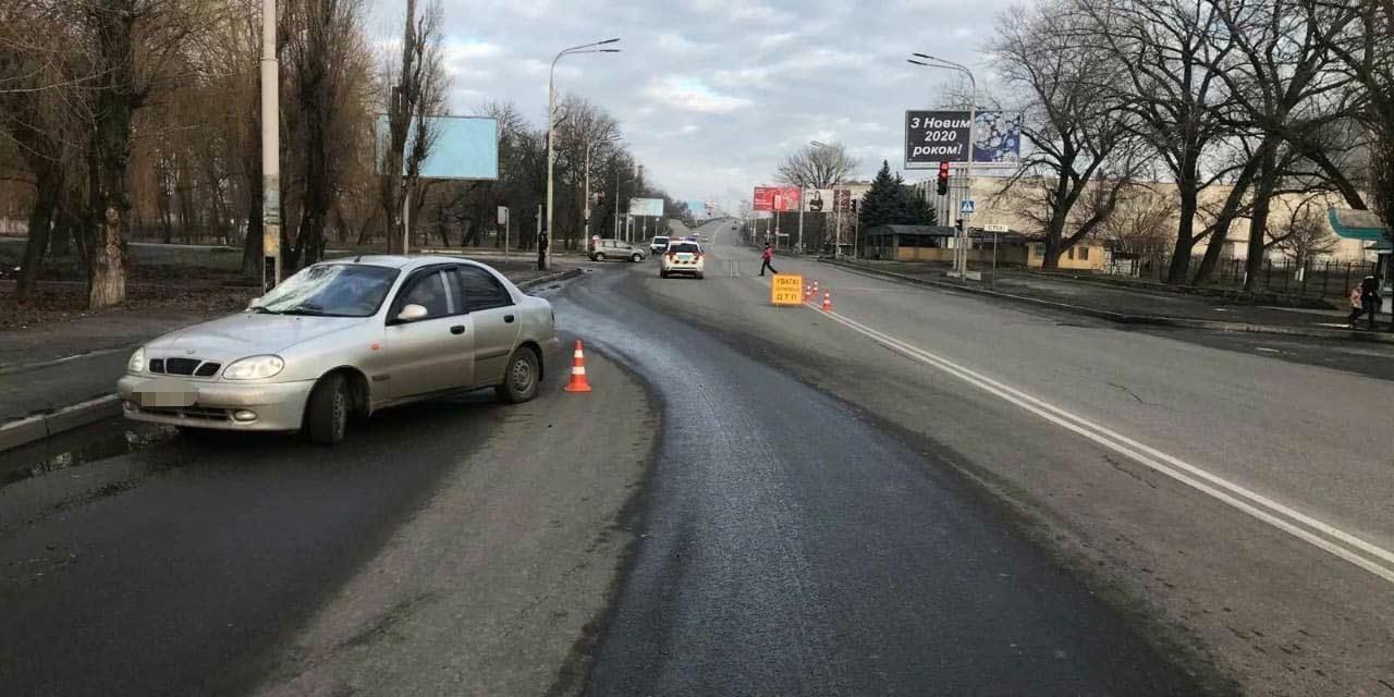 Поліція розшукує свідків ДТП, внаслідок якої травмовано пішохода