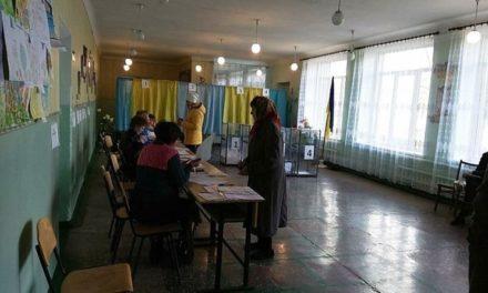 Сегодня проходят местные выборы в ОТГ