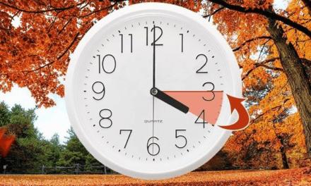 Переведи годинник!