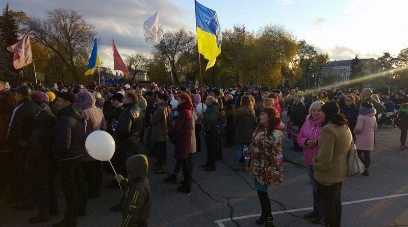 У Павлограді відзначають 500 років Реформації Церкви