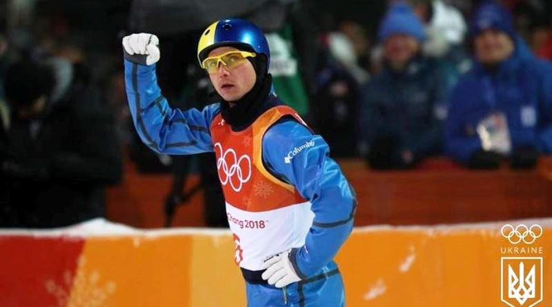 Перше золото для України на Олімпіаді-2018 здобув фристайліст Олександр Абраменко