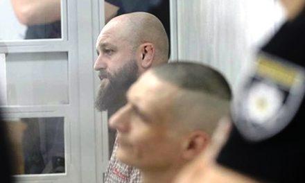 Ярослав Тарасенко потерял сознание в зале суда