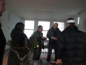 Голодування гірників Павлограда. День дванадцятий.