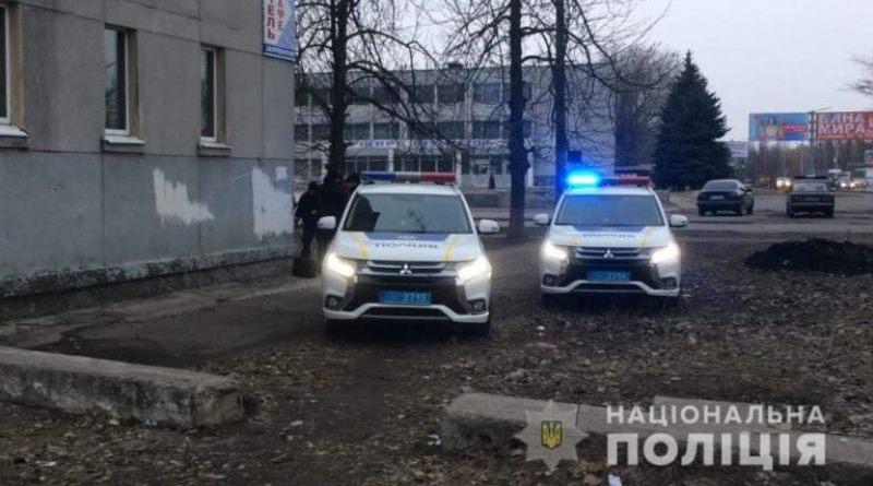 Поліцейські сектору швидкого реагування Павлограда за лічені хвилини затримали нападників, які побили та пограбували чоловіка