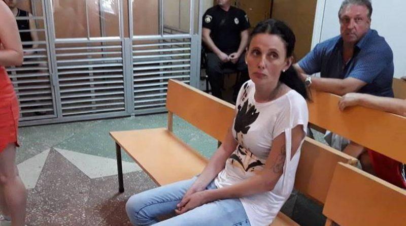 Жінка, котра втратила чоловіка та 4-річного сина більше не вимагає довічного ув'язнення для убивці