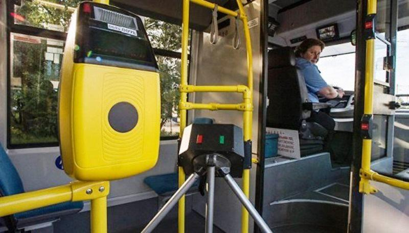 В Винницком транспорте внедряют электронный билет