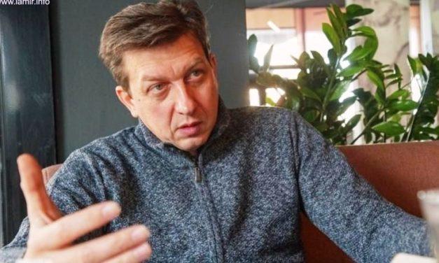 Олександр Доній: Українці – це нація маленьких порошенків