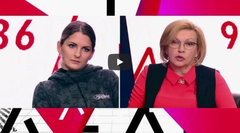 """Дружина Ярослава Тарасенка прийняла участь у передачі """"Первого канала"""""""