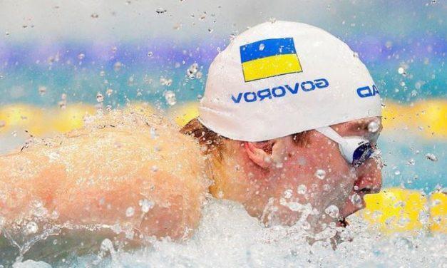 Мировой рекорд украинца Андрея Говорова