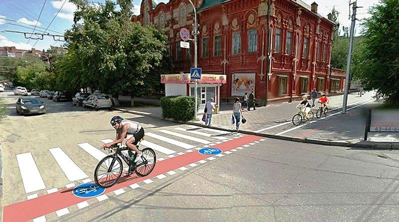 Влаштування велосипедних доріжок і смуг на дорогах в Україні стане обов'язковим