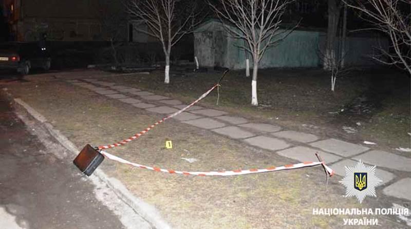 За фактом стрілянини у центрі Павлограда поліція відкрила кримінальне провадження