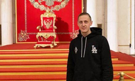 Украинского футболиста выгнали из команды за поездку в Россию