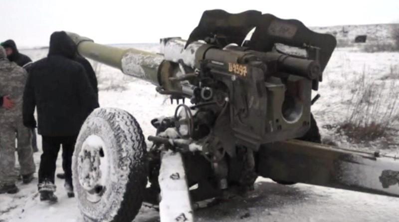 В Павлоградее испытали новые снаряды для САУ