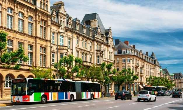 Люксембург – первая страна, в которой весь транспорт бесплатный