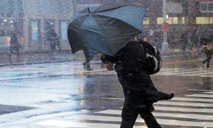 Резкое ухудшение погоды