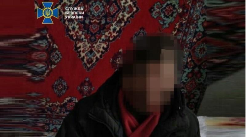 СБУ задержала павлоградца за распространение в интернете сепаратистских материалов