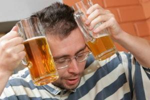 В чем опасность пивного алкоголизма ?