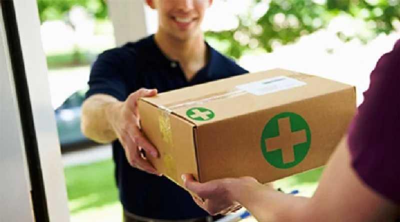 И в Павлоградском районе стала доступна бесплатная доставка лекарств