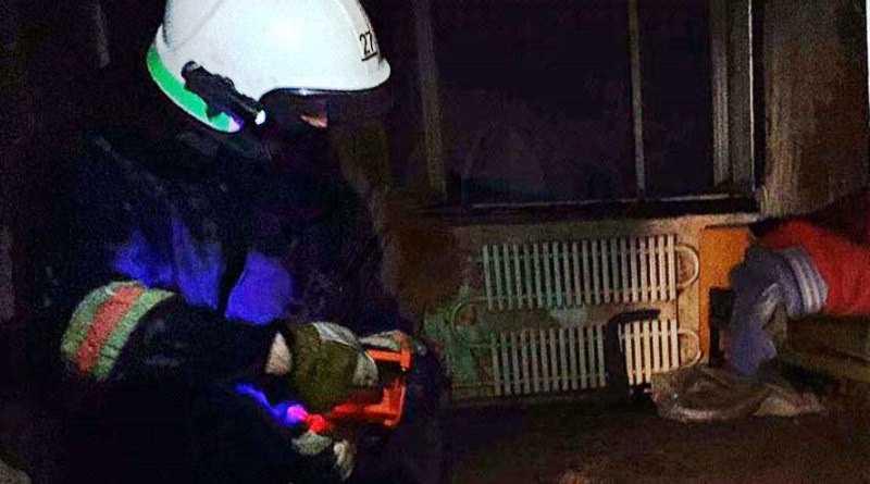 В Павлограде на пожаре погибли 2 человека.