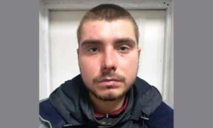 За совершение ограбления разыскивается Владислав Годунов