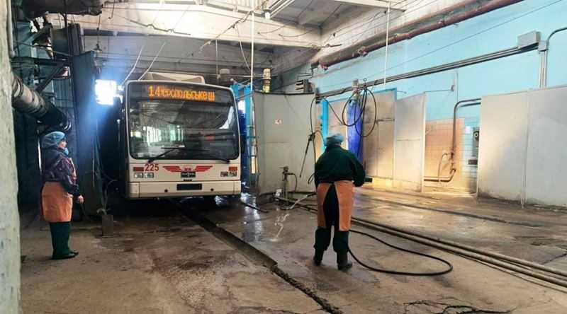 Общественный транспорт Запорожья продолжит работать