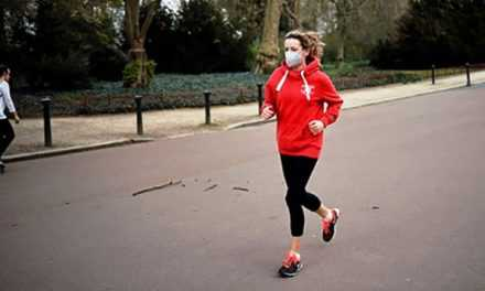 В Британии могут запретить упражнения на свежем воздухе