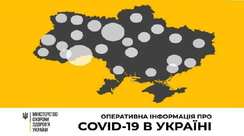 В Украине подтверждено 897 случаев заражения коронавирусом