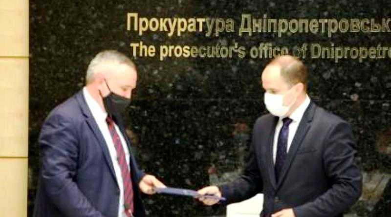 Прокурор Павлограда пошел на повышение
