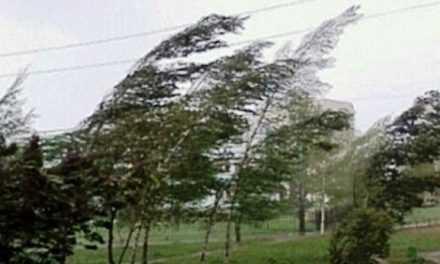 Увага! Попередження про пориви вітру