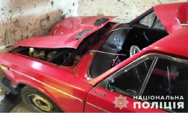 Затримали водія, який переховувався після скоєння смертельної ДТП
