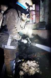 В Павлограді ліквідовано пожежу у житловому будинку