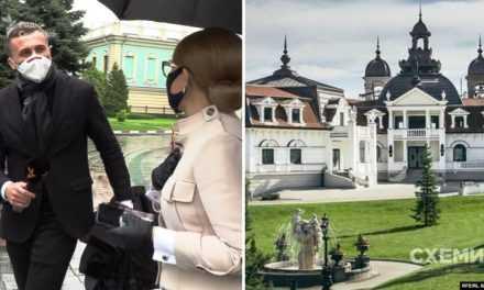 Тимошенко вместо заседания Рады находилась в спа-отеле на Львовщине