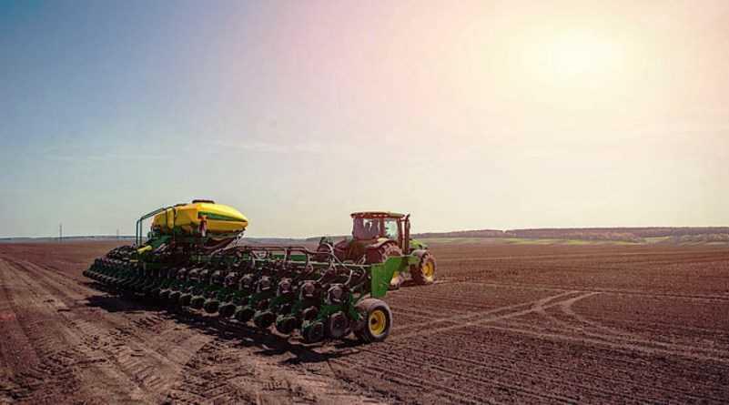 На Днепропетровщине посеяли более 70% яровых зерновых