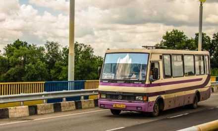 На Дніпропетровщині відновлено пасажирські перевезення