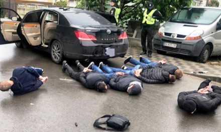 Стрілянина у Броварах відбулася через розподіл пасажиропотоку