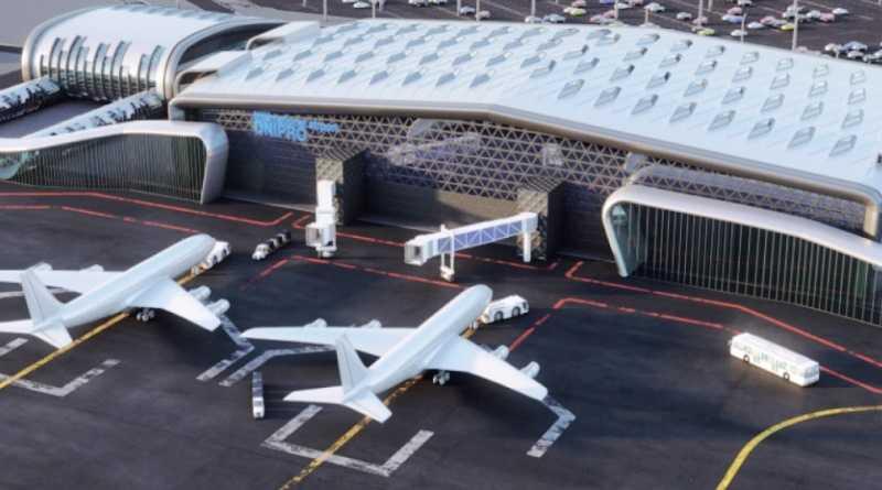 Виділено землю під будівництво злітно-посадкової смуги нового аеропорту