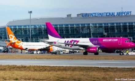 Три авиакомпании возобновляют рейсы из Украины