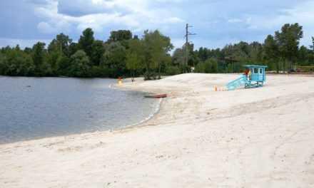 Пляжи Киева планируют открыть с 1 июня