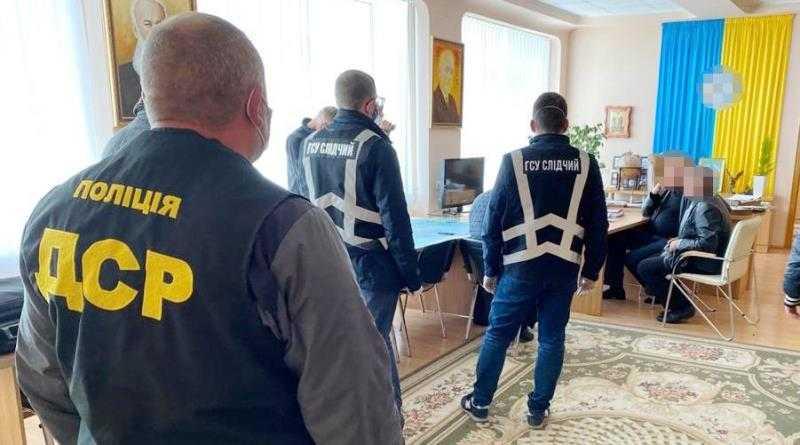За вымогательство и получение 300 000 грн. взятки вХарькове задержан ректор вуза