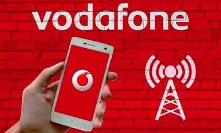 В Павлограде проблемы со связью от Vodafone