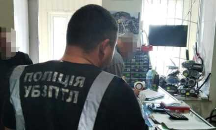 В Павлограде двое местных жителей изготовляли и распространяли порнографию