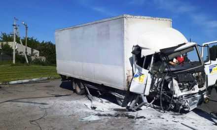 В Павлограді рятувальники вивільнили пасажира з пошкодженої внаслідок ДТП автівки