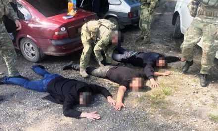 Начальник горотдела полиции организовал преступную группировку