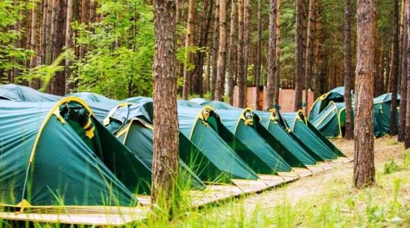 Молодь Дніпропетровщини запрошують на перший всеукраїнський марафон наметових міні-таборів