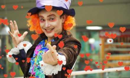 «День защиты ДЕТЕЙ!» в Павлограде прошел в новом формате, впервые состоялся ИНТЕРАКТИВНЫЙ ПРАЗДНИК «Гулливерчики, вперед!»